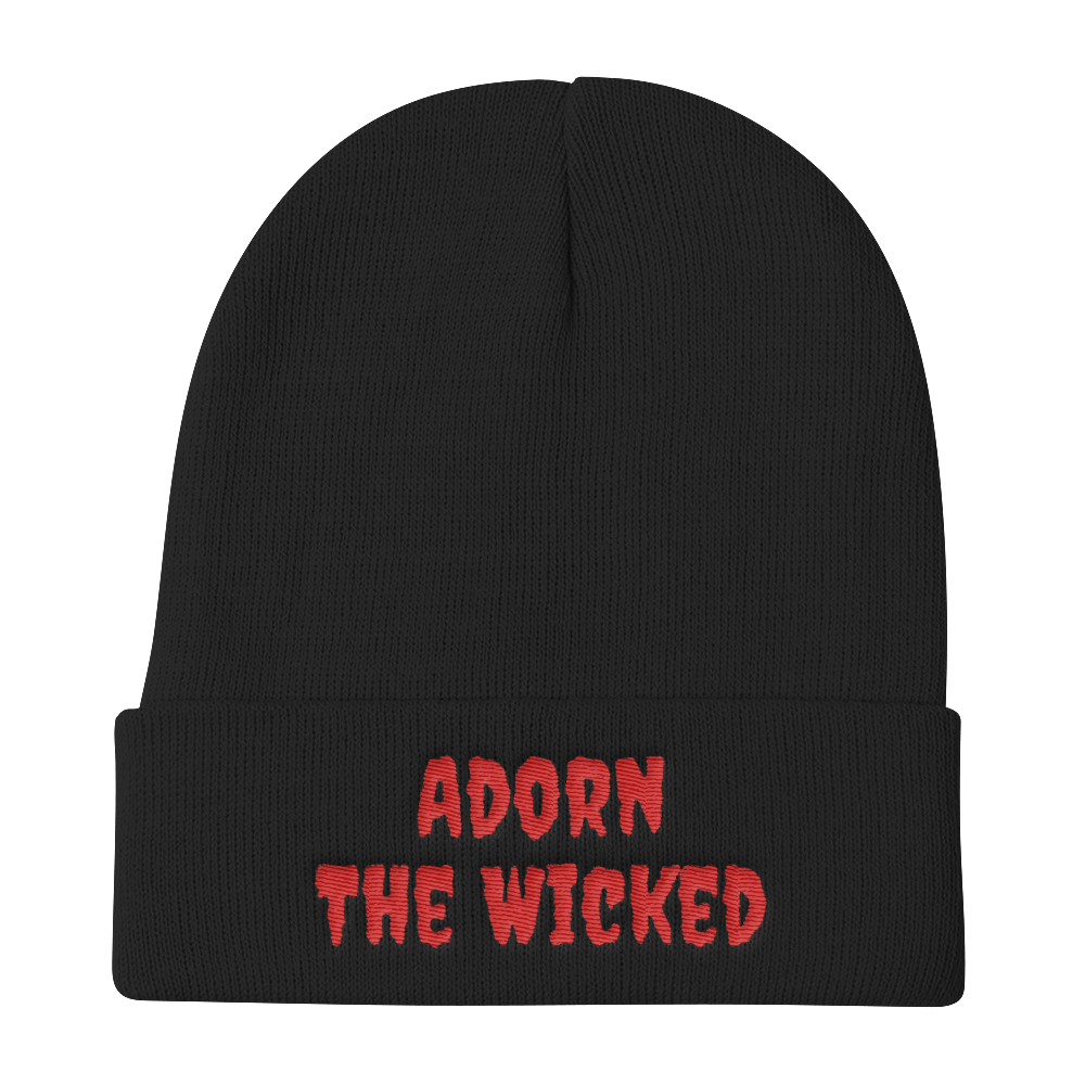 Adorn The Wicked Beanie