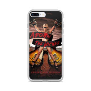 Guitar Girl iPhone Case
