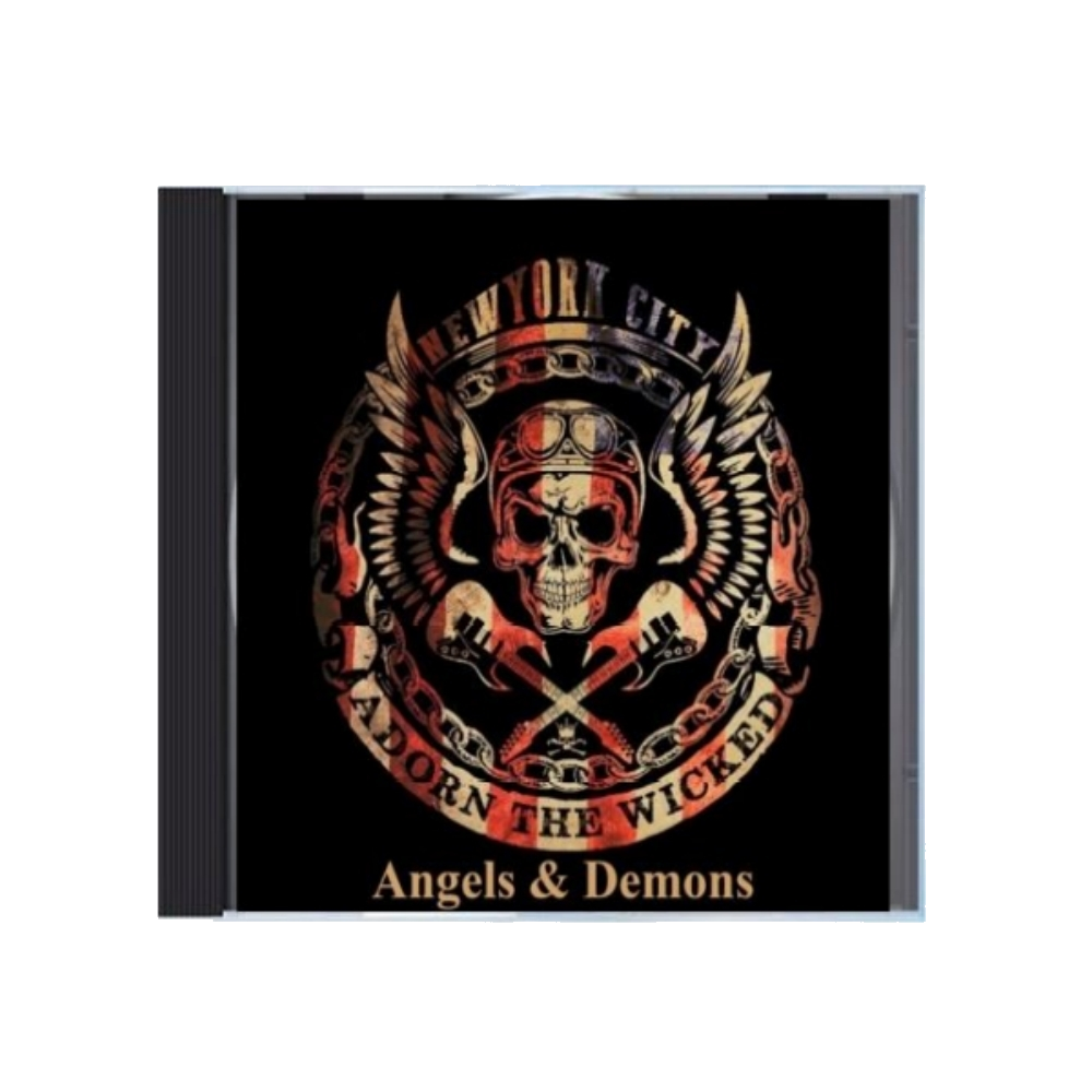 Angels & Demons CD