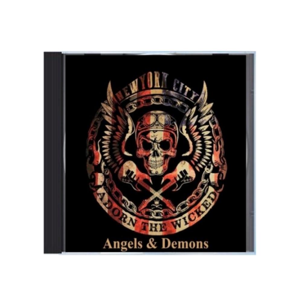 Angels & Demons CD